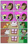 A Derpy Love Story page 11