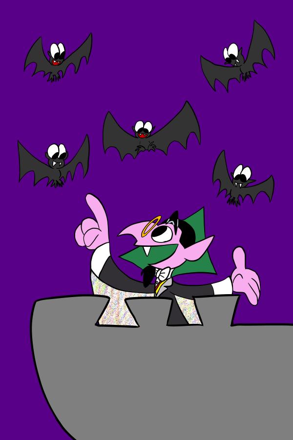 Counting Bats by JoeyWaggoner