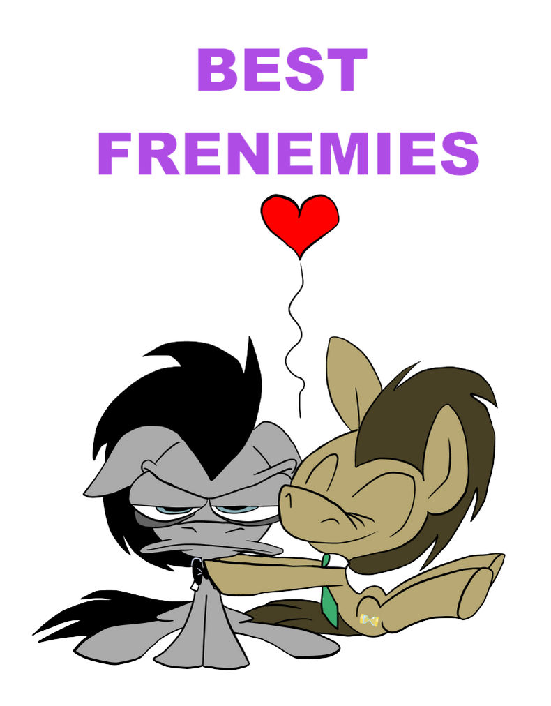 Best Frenemies by JoeyWaggoner