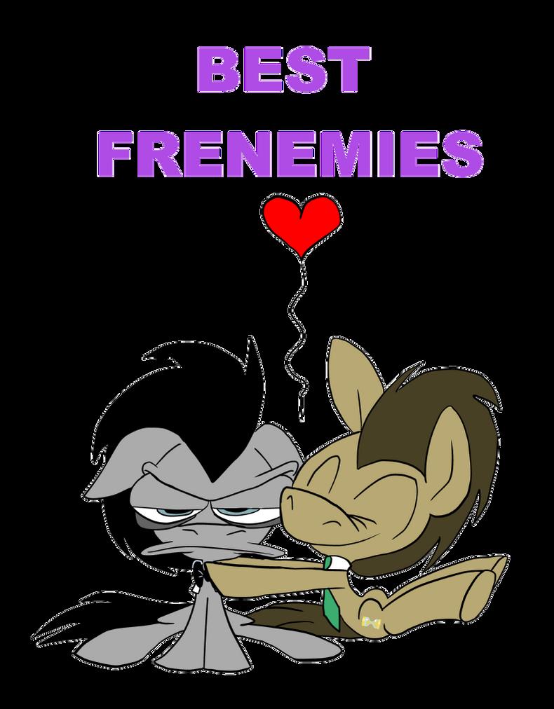 Best Frenemies by JoeyWaggoner