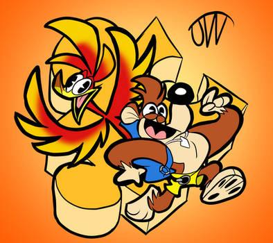 Banjo-Kazooie Are Ready by JoeyWaggoner