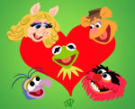 Muppets Equal Love
