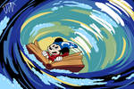 Mickey's Whirlpool Ride