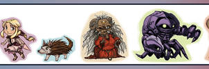 Legends of the Dark Crystal SD