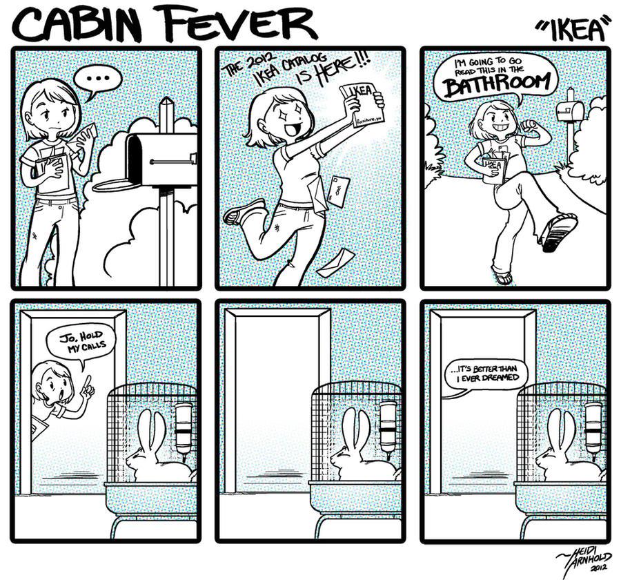 Cabin Fever Ikea By Heidiarnhold On Deviantart