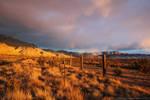 Albuquerque at Twilight