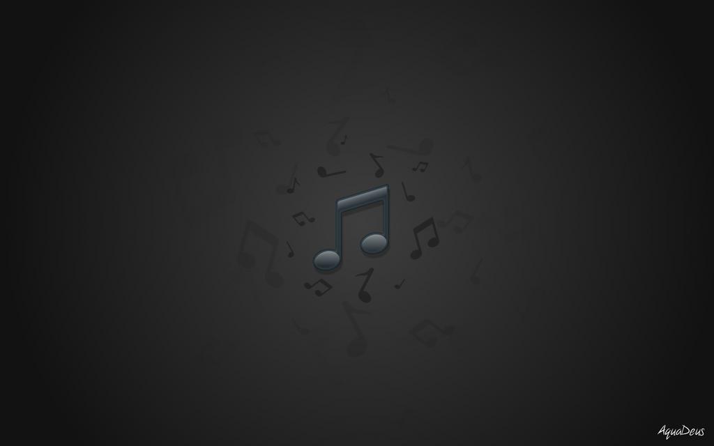 Music Wallpaper By AquaDeus On DeviantArt