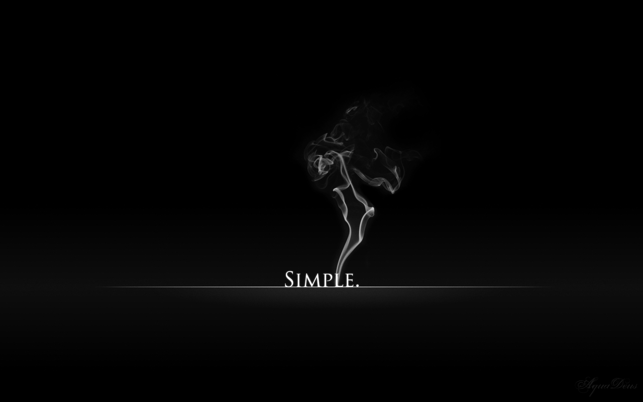 wallpaper simple black - photo #23