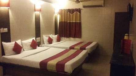 Standard Family Room for 4 People Golden Hotel Jai