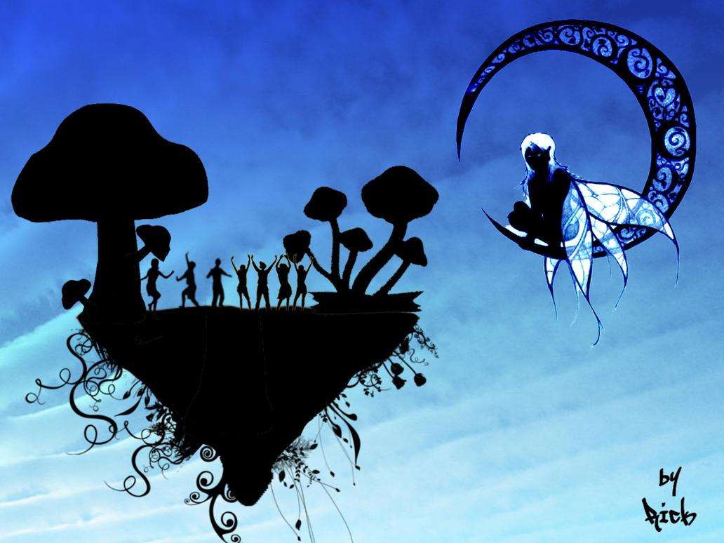 Mushroom Trance by Rick-21