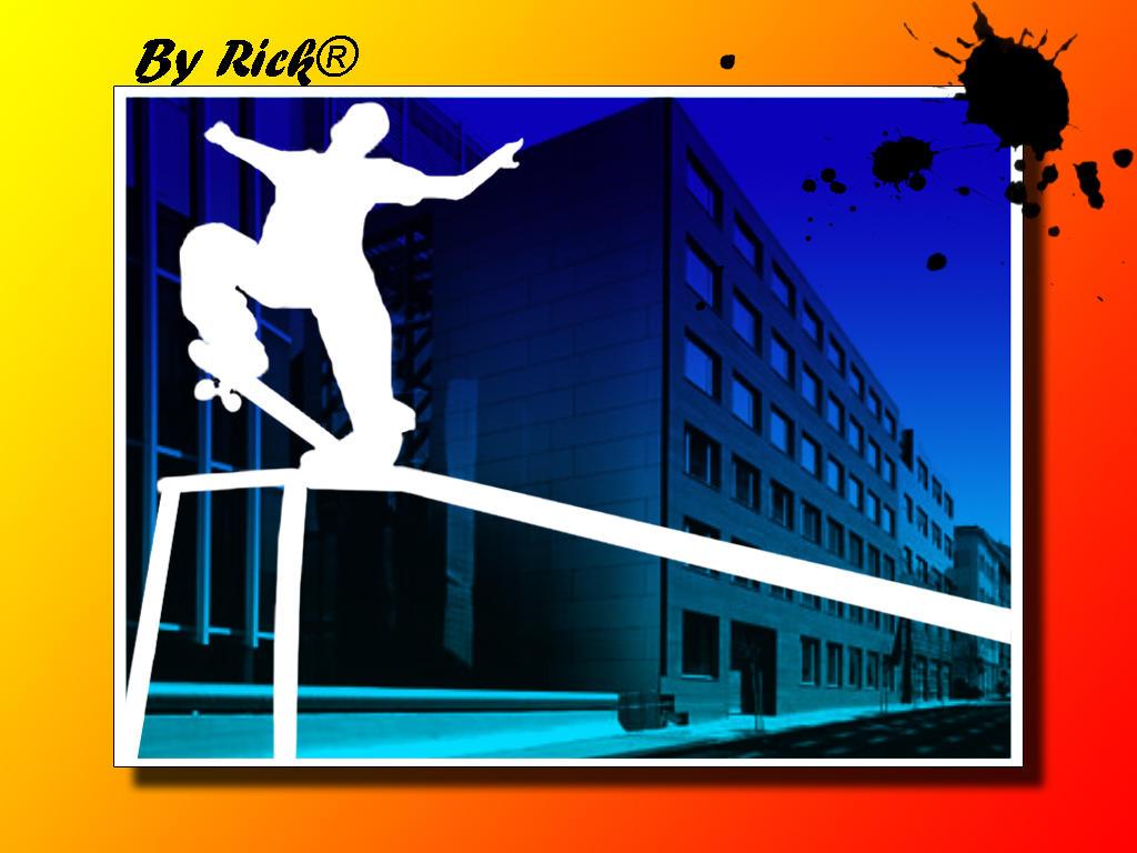 Wallpapers Skate (Muchisimas muy buenas)