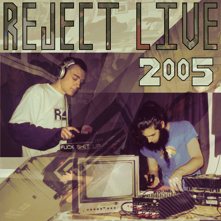 Reject Live 2005 by reject-records-v