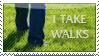 I Take Walks by Faytay