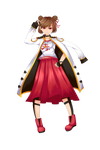 UTAU Official Art + NEWCOMER::Akane Katagiri