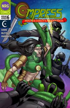 Empress - Issue 6 - 'Enemy of my Enemy'