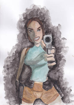 Tomb Raider Series: I