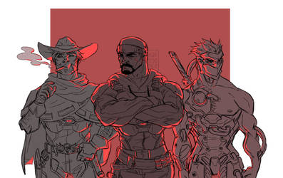 Blackwatch by nuttynachos