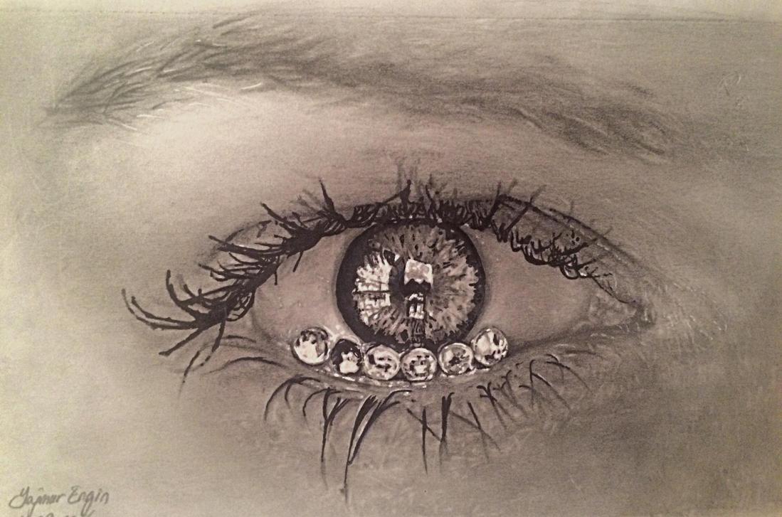 The Eye by Yagmurengin