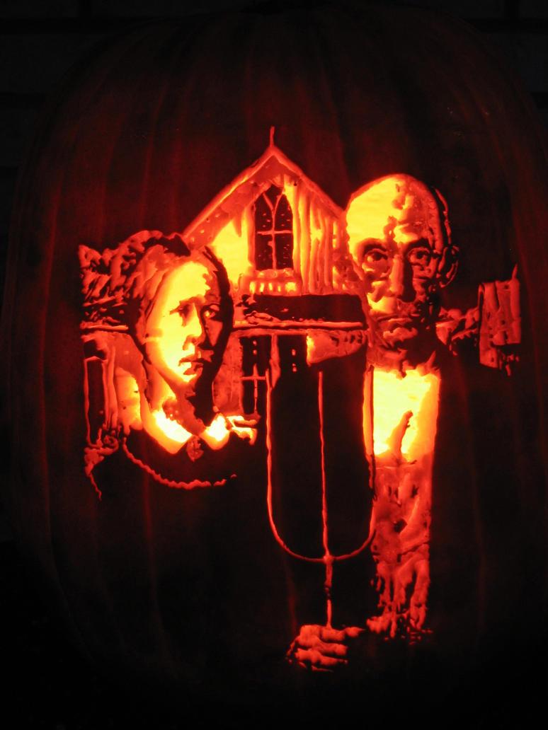 American Gothic by FreddyMcV