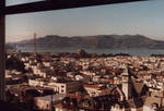 View from Home in the City - 1984
