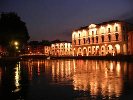 Night - Treviso by Gianni36