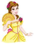 Belle - 'The flower girl'