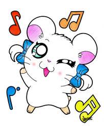 Bijou Sings by SparkleC