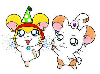 Happy New Year by SparkleC