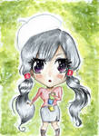 [Chibi] Commission by Fuzuhi