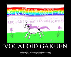 What Vocaloid Gakuen IS by Choumichi