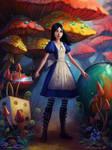 Alice: Madness Returns collaboration