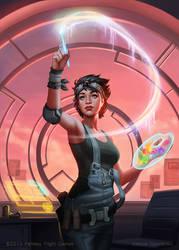 Kate - Android: Netrunner