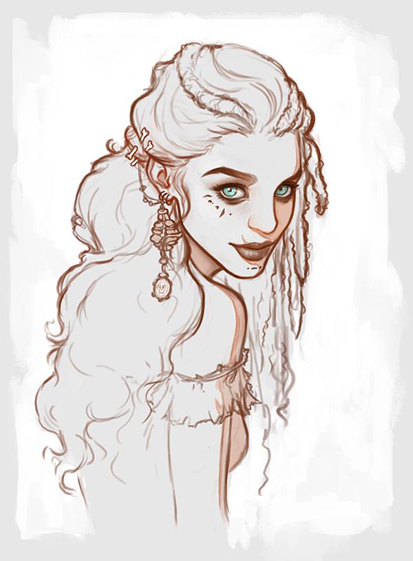 Sketch 1 by Viccolatte