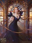 Legend of the Cryptids - Black Friday Goddess
