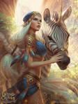 Legend of the Cryptids - Elf Queen