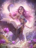 Legend of the Cryptids - Ripple Reading Magician 2 by Viccolatte