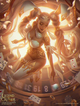 Legend of the Cryptids - Gambling Goddess