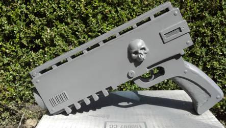 Exitus Pistol Build 2 (other side)