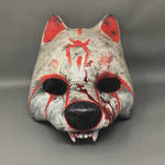The Huntress Hound Mask