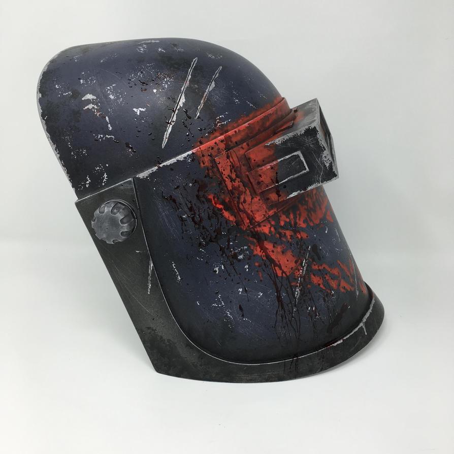 Welding Visor 2 by HighlanderFX