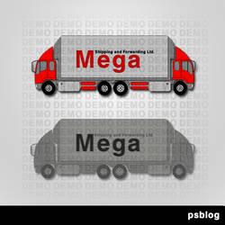 Mega Logo Design by orhansarica