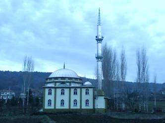 Cami - mosque by orhansarica