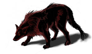 Big Bad Wolf by MasterpieceLost