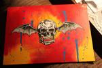 A7X Deathbat