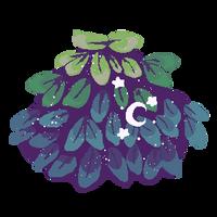 Starry bush (f2u) by pastel-wounds