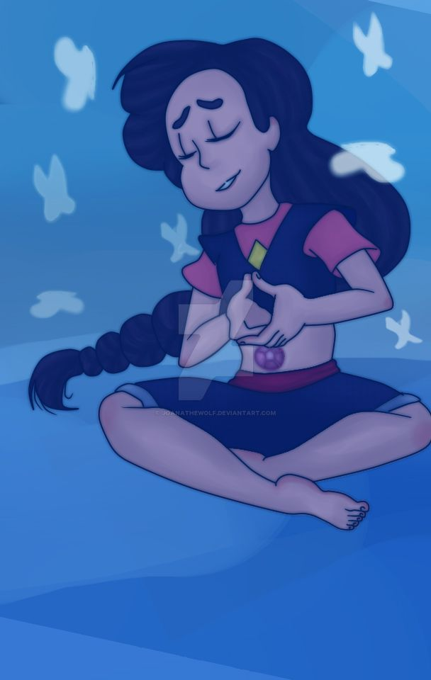 Stevonnie by joanathewolf