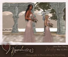 shaz wedding brides maids by Wyndaveres