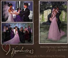 casper wedding 2 by Wyndaveres