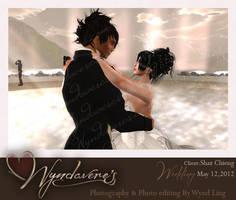 shaz wedding1 by Wyndaveres