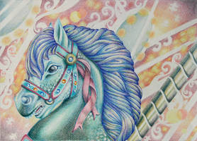Carousel I by SophieShimazu